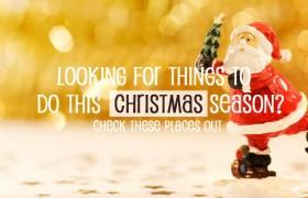 Christmas Season Things to Do with Kids