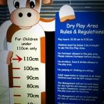Dry Playground Rules