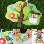 Treetop Activity Book