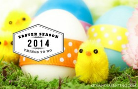 Easter Guide on where to go and things to do