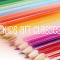 Art Classes is not just about drawing and painting