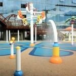 Water Playground at Changi City Point